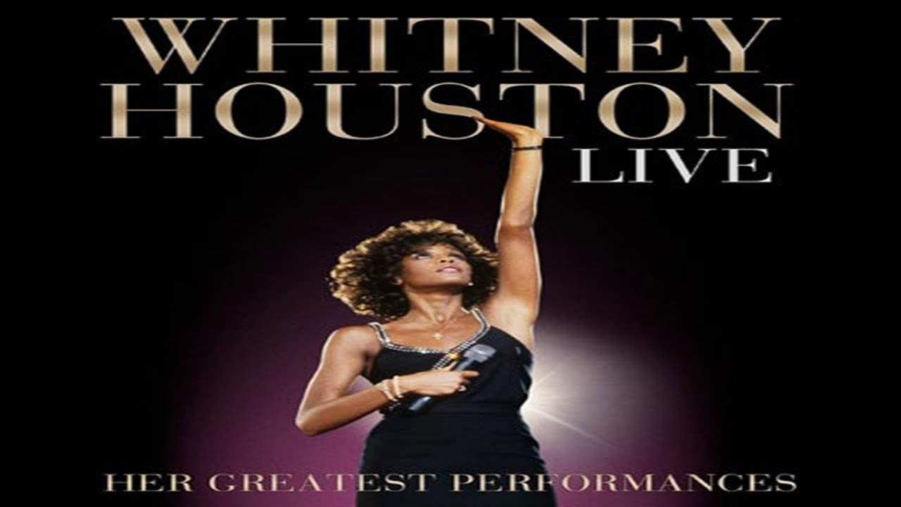 sony anuncia whitney houston live her greatest performances youtube. Black Bedroom Furniture Sets. Home Design Ideas