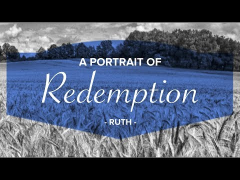 A Portrait of Redemption  Gleaning Redemption