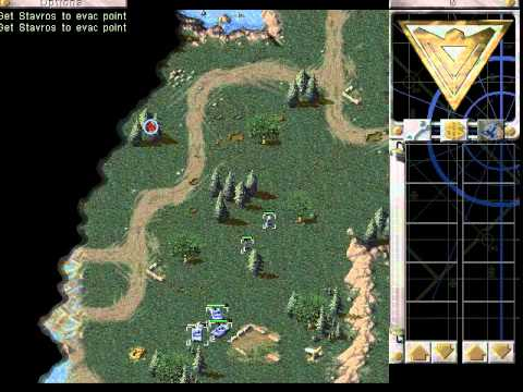 Command & Conquer Red Alert Counterstrike - Fall of Greece 1: Personal War (Hard)