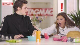 Beiregoe? (afl 5): Jamie-Lee en Jasper eten uit een toilet!