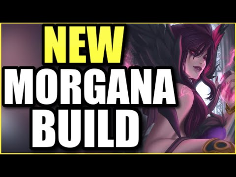 This NEW Morgana support build gives them ZERO chance at counterplay… (MAXIMUM POKE)