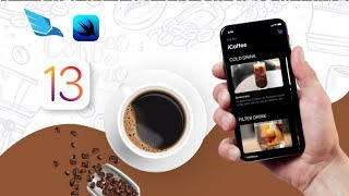 SwiftUI and Firebase tutorial, coffee App 39 of 51