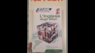 Assimil Business English C1-C2 review