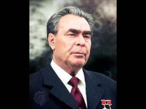 leonid brezhnev Leonid ilyich brezhnev (russian language: леони́д ильи́ч бре́жнев, ipa: [lʲɪɐˈnʲid ɪlʲˈjitɕ.