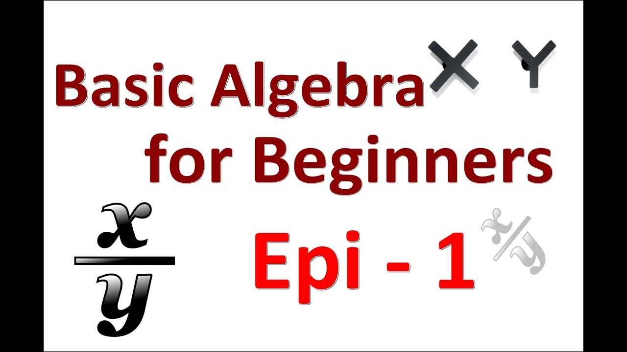 what is algebra