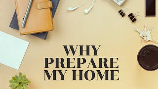 Why Prepare My Home if it will Sell Anyways?