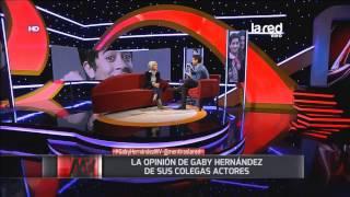 """Gaby Hernández: """"Me cargan los ñoños"""""""