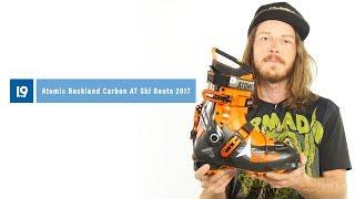 Atomic Backland Carbon AT Ski Boots 2017