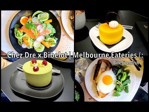 Chez Dre x Bibelot  | Melbourne Eateries ❤