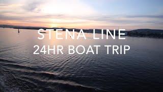 Stena Line Oslo to Fredrikshavn 24hr trip