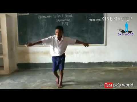 Aadhar Card Re Sukuti Sahoo | Dance By A Little School Boy | Humane Sagar | Pk's World