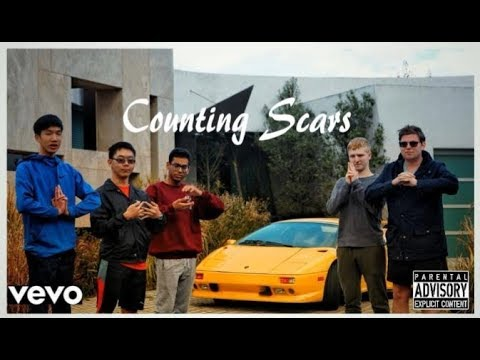 Counting Scars an Industrial Revolution Counting Stars Parody