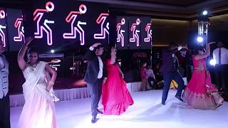 Indian Wedding Couple Dance Performance 2018 | Wedding Fun Dance