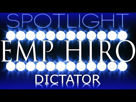 SPOTLIGHT:USF4: EMP Hiro (Dictator/Chun Li) With Interview [TrueHD]