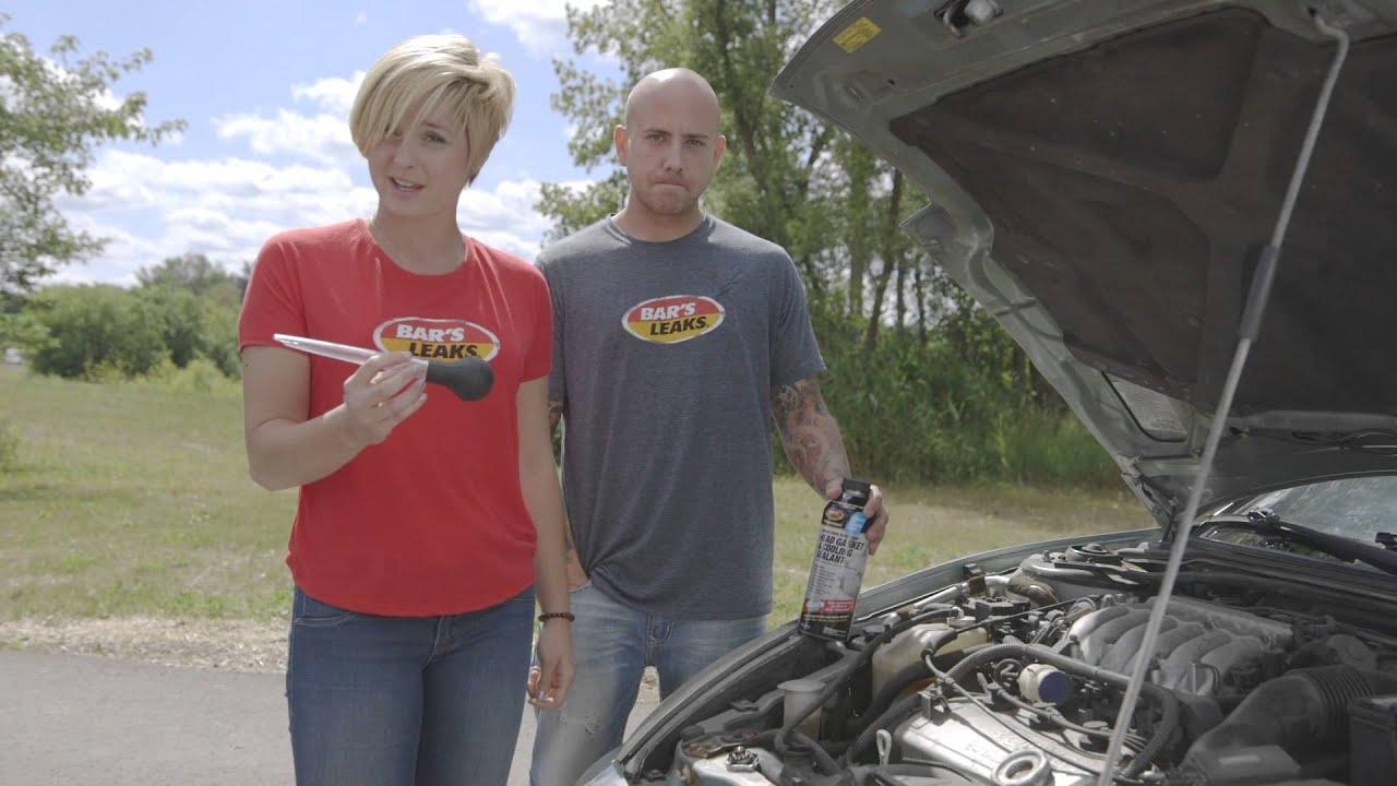 Blown Head Gasket Leak Repair | Head Gasket Sealer