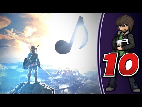 My Top 10 Favourite Songs in Gaming