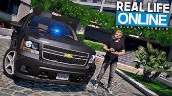 PRIVATDETEKTIV im EINSATZ! - GTA 5 Real Life Online