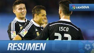 Resumen de Celta de Vigo (2-4) Real Madrid