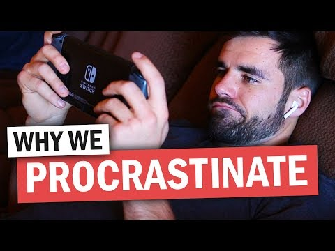 The Science Behind Why You Procrastinate