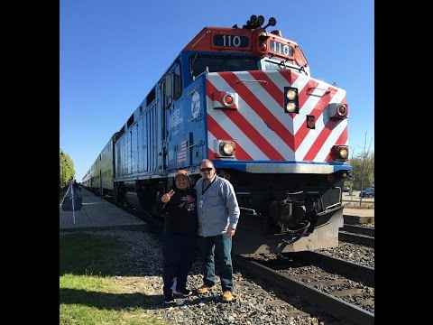 Lake Forest Railfanning: National Train Day