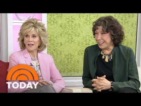 Jane Fonda And Lily Tomlin Together Again In 'Grace And Frankie' | TODAY