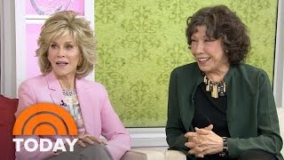 Jane Fonda And Lily Tomlin Together Again In