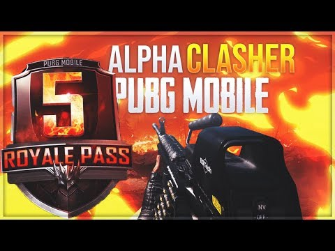 🔴PUBG Mobile : SEASON 5 RANK PUSH TO CONQUEROR || BACK TO BACK CHICKEN DINNERS!