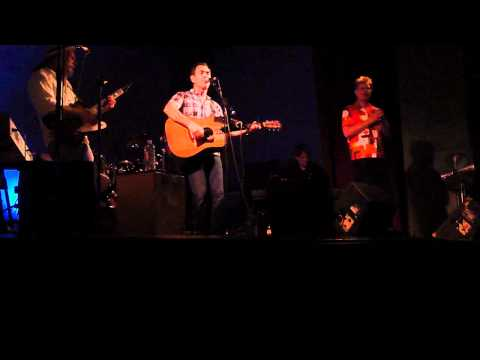 EJ Ouellette & Crazy Maggy- Mary Don't  You Weep (Live)