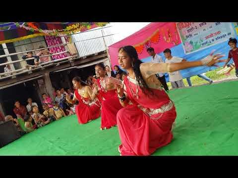 Churi Payal Kangna Tharu Dance