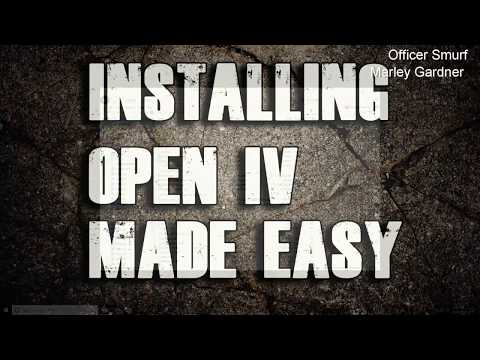 How To Install Open IV For GTA 5 Made Easy! - OPENIV Install Tutorial