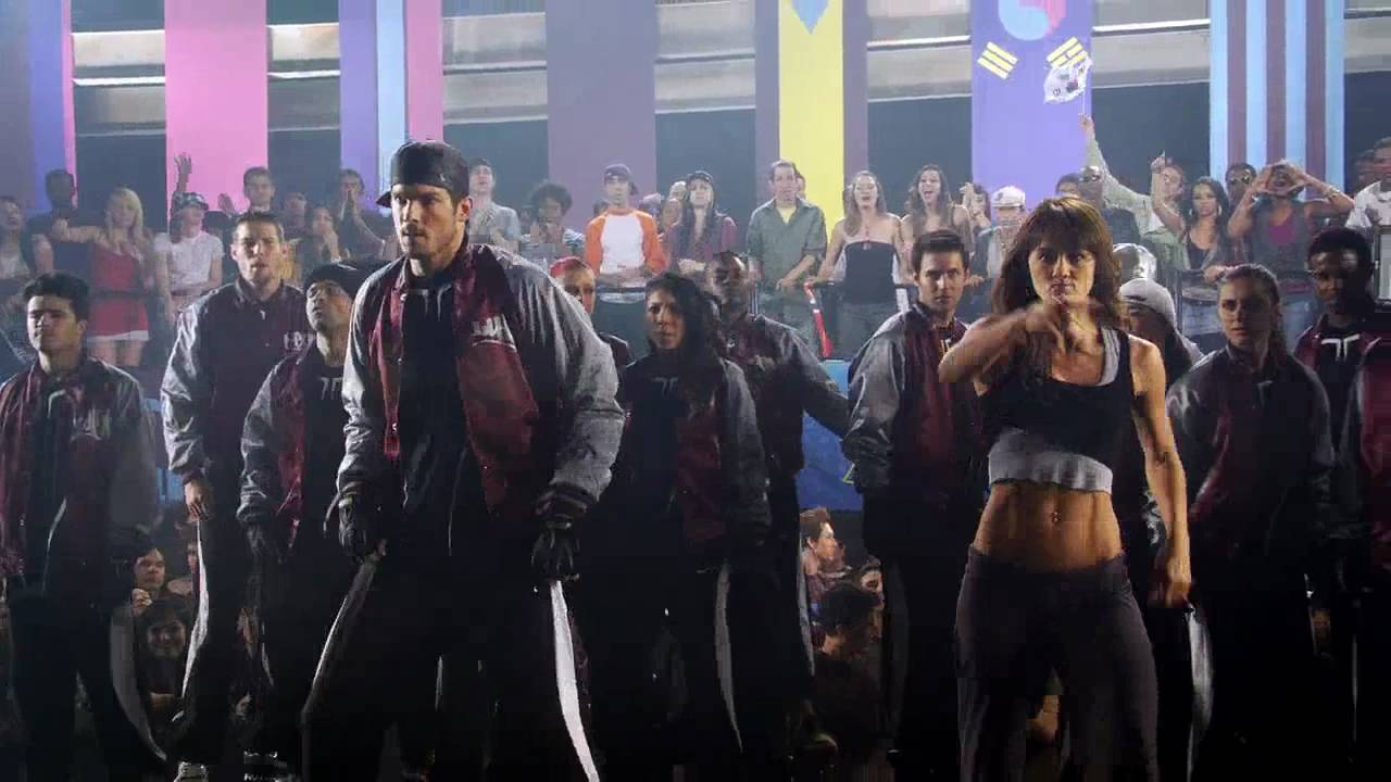 Step Up 3d 2010 Movie Official Clip This Is My Family Rick Malambri Sharni Vinson Youtube