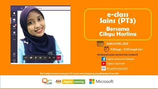 Sains  Pt3  Bersama-sama Cikgu Harlina