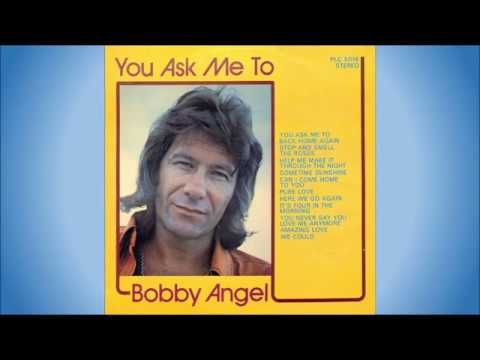 Bobby Angel - Stop and smell the roses