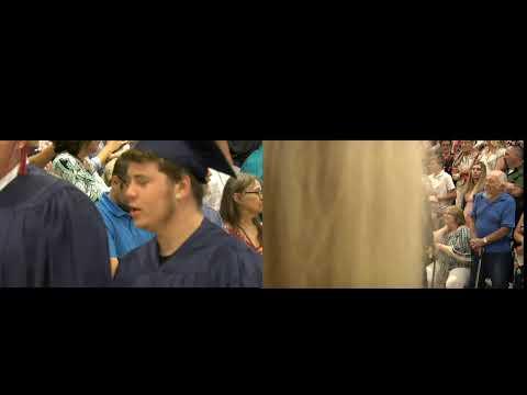 Huntingdon Area School District Graduation 2019
