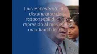 El gobierno de Luis Echeverría Álvarez