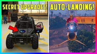 15 BIG Changes Made In The GTA Online Arena War DLC Update That You DON'T Know About! (GTA 5 DLC)