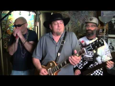 BOB LANZA BLUES BAND - Hero To Zero (Music Video)