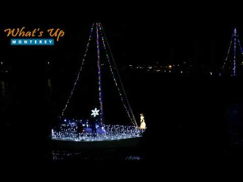 Brighten the Harbor Boat Parade in Monterey, CA | WhatsUpMonterey.com