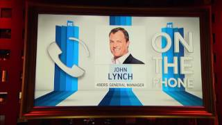 San Francisco 49ers GM John Lynch Talks 49ers QB Situation - 2/21/17