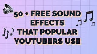 Download lagu Funny Sound Effects for Youtube Videos - NON-COPYRIGHTED SOUND EFFECTS!