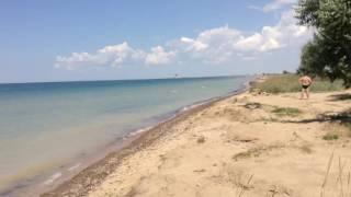 Заозерное(Крым).Пляж.2016(, 2016-07-24T11:48:39.000Z)