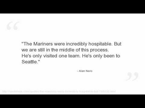 Alan Nero Quotes