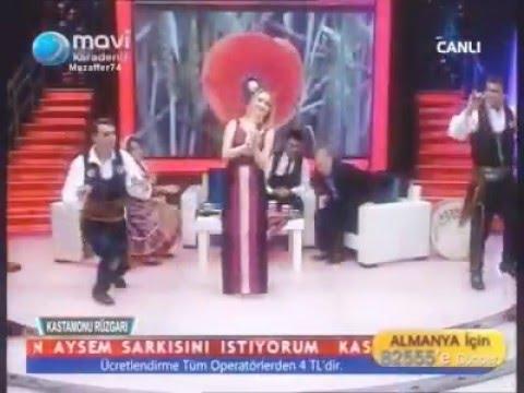 ŞAHİKA ERDEM ASK DEĞİLDİ SENINKI MAVİ KARADENİZ'DE
