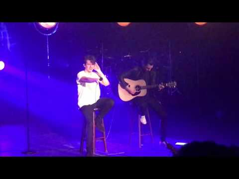 Charlie Puth Then There's You Acoustic Live
