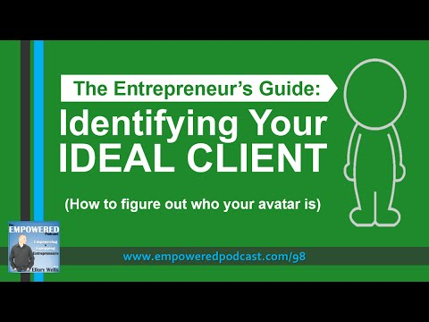 How to Identify Your Avatar, Have More Focus, and Make a Bigger Impact   EP98