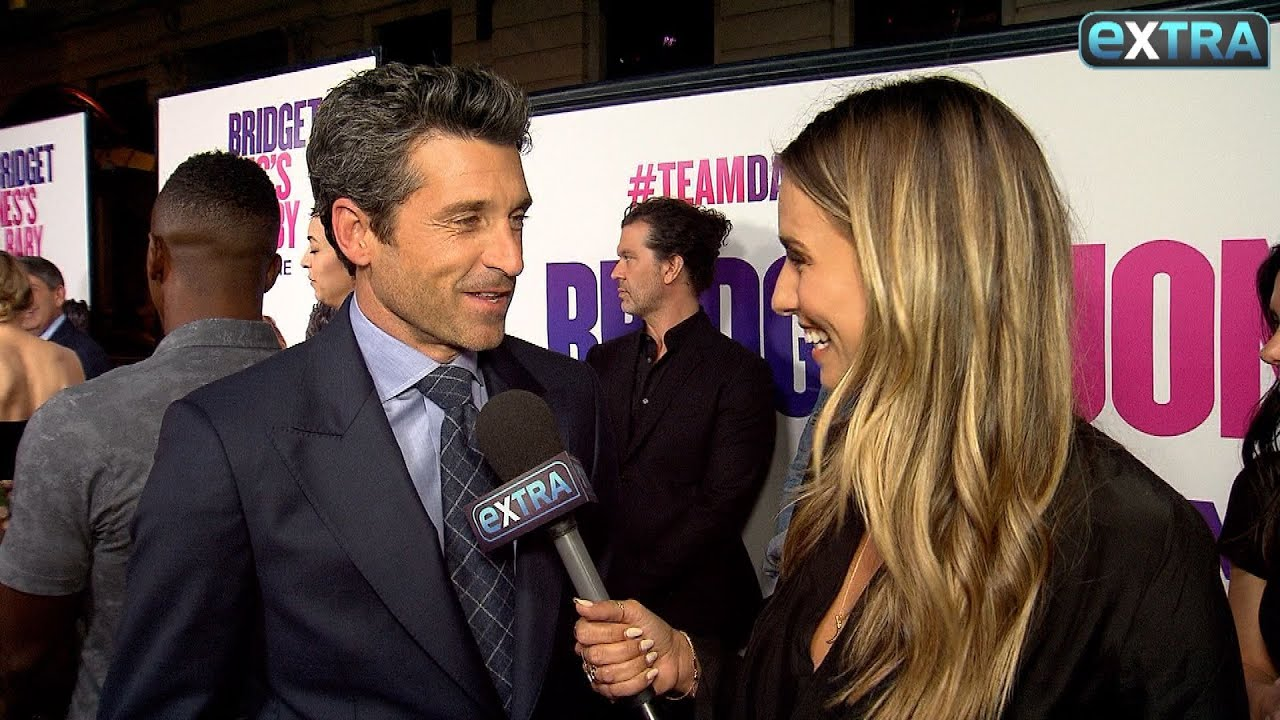 Patrick Dempsey On Reconciliation With Wife Jillian Its Been Work For Both Of Us