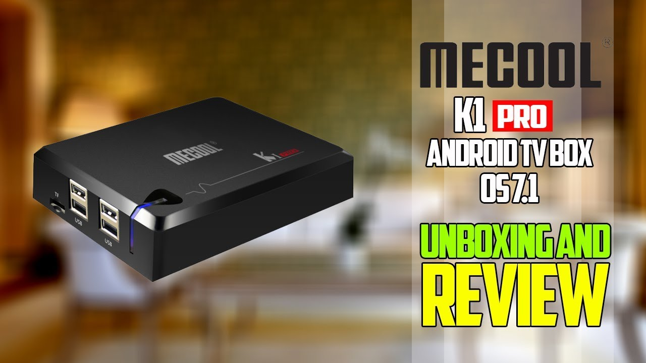 K1 Android Tv Box Firmware