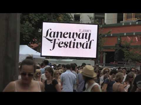 Laneway Festival Detroit