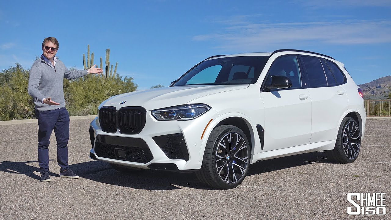 The Bmw X5m Competition Is The Suv King Youtube
