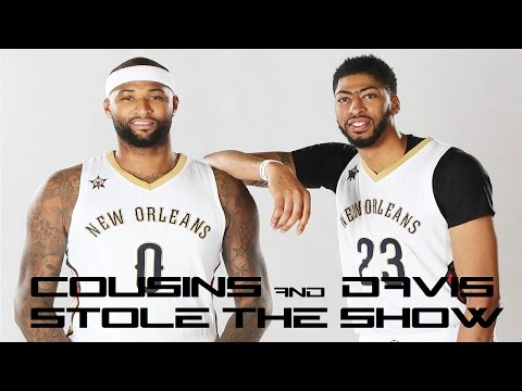 Anthony Davis and Demarcus Cousins Mix - Stole the Show [New Orleans Pelicans Duo 2017]